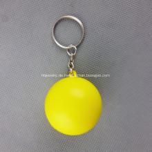 Werbe-Stress Ball Schlüsselanhänger