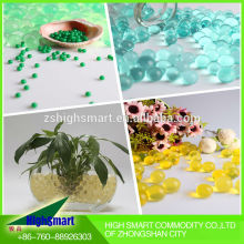 RP10 fastness water absorbent polymer beads