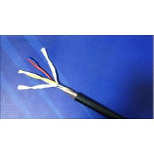 Abgeschirmtes Kabel mit verdrillten Doppelleitungen