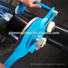 envolvedora de cinta anticorrosión de tubo subterráneo