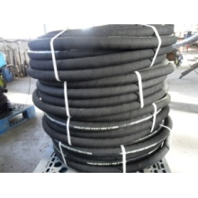 150 Psi Asphalt Saug Gummi Schlauch Zement / Beton / Gips Gummi Schlauch