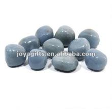 Стеганый камень из полированного драгоценного камня