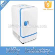 HF-AQ-7.5L DC 12V AC 220V 48W home and car double use fashionable car refrigerator(CE certificate)