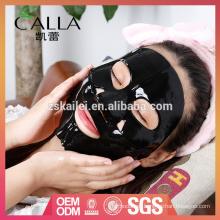Máscara de colágeno de carbón de bambú del proveedor proveedor con alta calidad