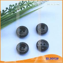 Imitar el botón de cuero BL9002