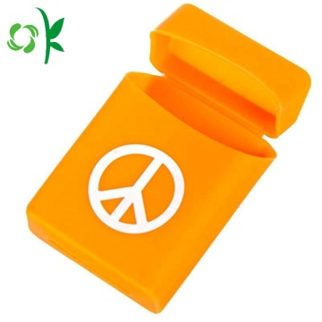 Promotional Lovely Silicone Cigarette Case för presenter