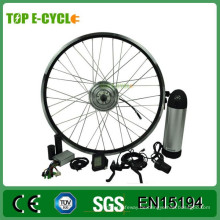 TOP E-cycle 36 V 350 Watt wasserflasche batterie elektrische fahrrad kit / e-bike kit