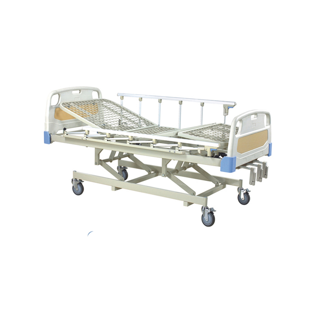 hospital bed in surgical equipment