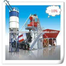 Stationary Hot Mix Asphalt Plant