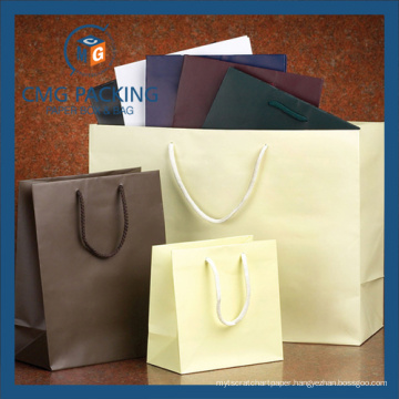 Customzed High Quality Paper Gift Bag