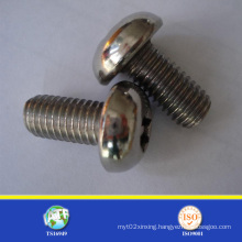 China Hot Sale Stainless Steel Security Screw