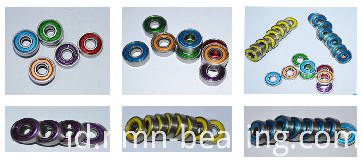 skateboard bearings 608