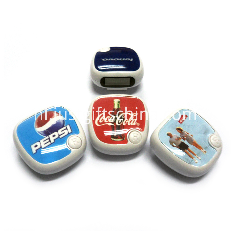 Custom colourful printing Pedometers