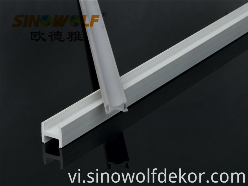 Flexible Pvc Edge Banding