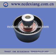 Véritable poulie d'alternateur de haute qualité pour Ford Transit V348 BC1Q 6C344 AA
