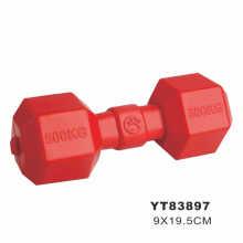 Venta al por mayor de forma de hueso caucho suave perro de juguete (yt83897)