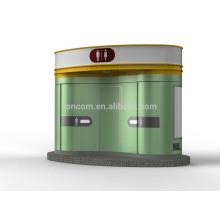 WC móvel ao ar livre TGT-4