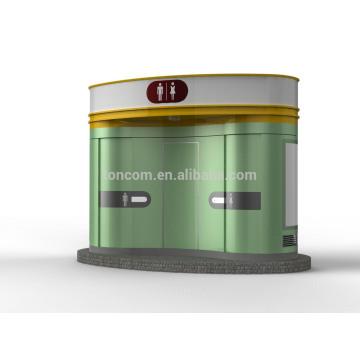 TGT-4 outdoor mobile toilet