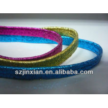 2016 round latex eco-friendly colorful bungee elastic cord