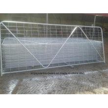 N Тип Металлическая ограда Сетка оцинкованная