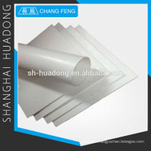 teflon sheet/plastic sheet
