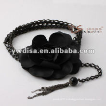 Талия женщин способа способа в ПУ с цепью tassel самая лучшая конструкция от YIWU DISHA
