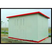 Europeo de caja de distribución de transformadores de potencia de China fabricante