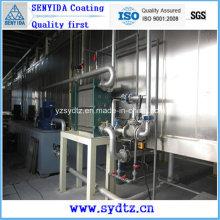 Máquina de revestimento a pó de venda quente / linha de pintura (pré-tratamento)