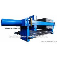 Prensa de filtro Leo Filtro de filtración de aceite de coco de alta eficiencia