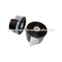 Estándar del mercado de los Emiratos Árabes Unidos Cinta de betún de envoltura conjunta para cinta de envoltura de tubería