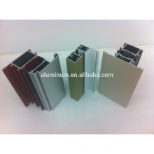 Powdered Coated Aluminum Profiles for windows doors