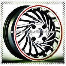 13-дюймовые диски Borbet нового дизайна