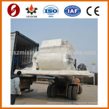 Twin shaft Mixer for clay and concrete