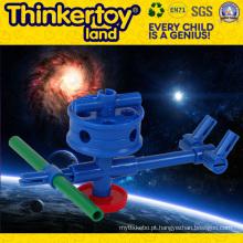 Plane Model Intellectual Toys for Kids Educação Brinquedo