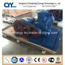 Pompe à piston à vide à haute teneur en oxygène et oxygène à haute pression