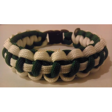 paracord bracelet mixed color
