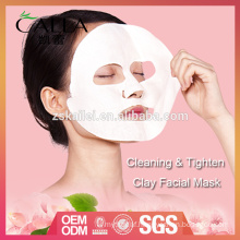 2017 new products Cleansing Skin clay face mask for facial treatment