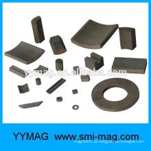 Profissional fabricante chinês materiais magnéticos de alta qualidade ímãs rotor SmCo