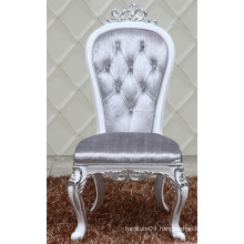 new design solid wood baroque dining chair