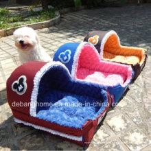 Vente en gros de haute qualité en Chine Chambre de couchage pour animaux de compagnie super doux