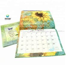 2020 Professionally Custom Printing Table Calendar, Desk Calendar, Wall Calendar