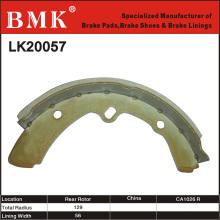 Mâchoires de frein de haute qualité (K20057) pour voiture chinoise