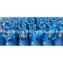 Good-Selling Steel Cylinders with Valves and Handles