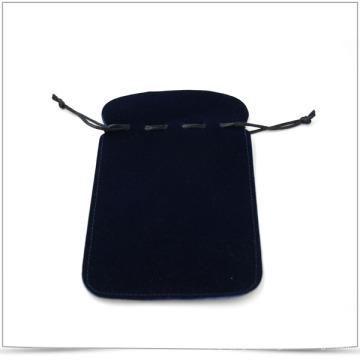 Double Side Drawstring Microfiber Bolsas para Jóias