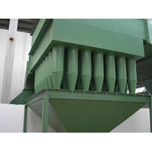 XD-II multi tube tube cyclone dust collector
