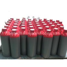 Portable Noncorrosive Oxygen Argon Helium Gas Cylinders 2L