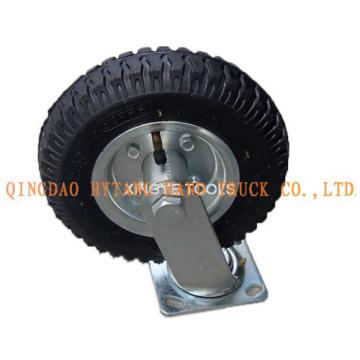 Roda do rodízio giratório pneumático de borracha SC80