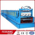 Baja Tile Floor Deck Roll Forming Machine