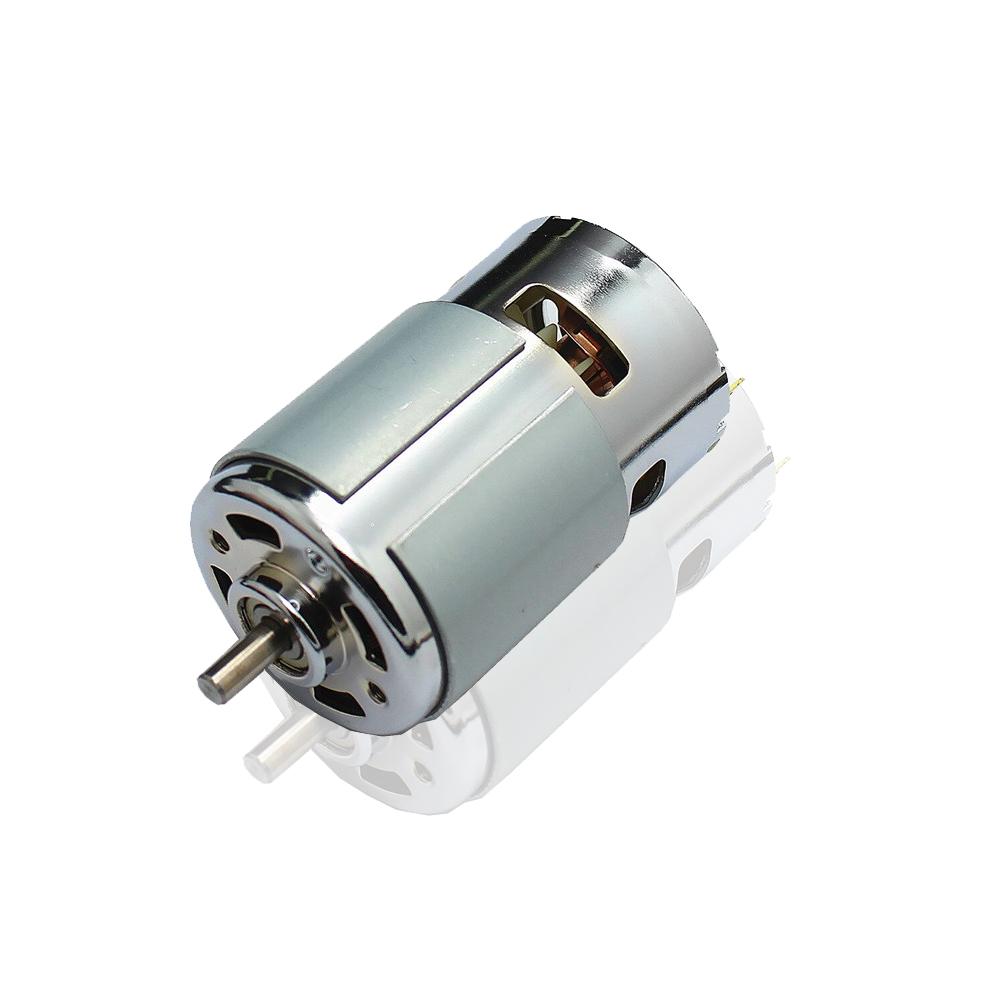 China High Torque High Rpm 12v Pmdc Motor Manufacturers