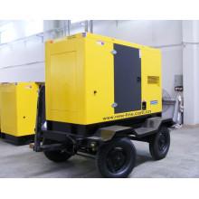 Trolley Type Soundproof Cummins Diesel Generator Set